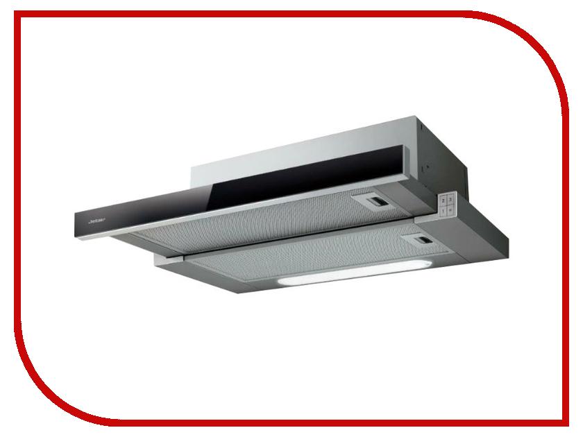 Кухонная вытяжка Jetair Orion LX/GR/F/60/VT Grey-Black PRF0099878 кухонный смеситель omoikiri tateyama s gr латунь гранит leningrad grey 4994176