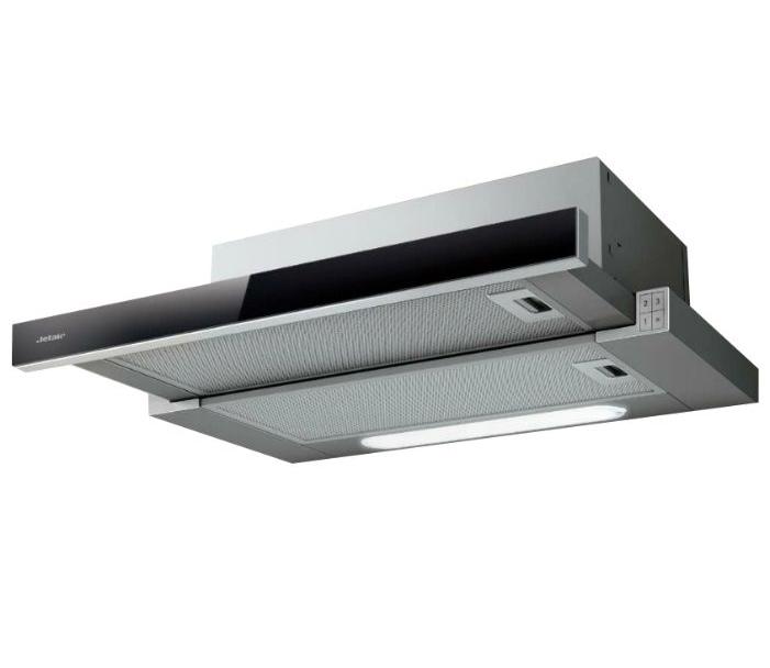 Кухонная вытяжка Jetair Orion LX/GR/F/60/VT Grey-Black PRF0099878