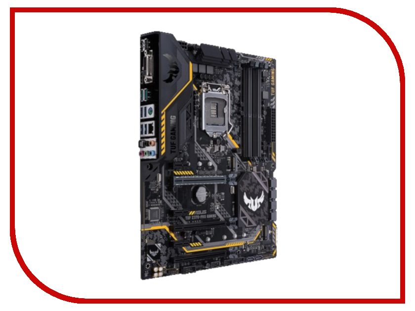 Материнская плата ASUS Prime TUF Z370-PRO GAMING a4110 wd062m asus
