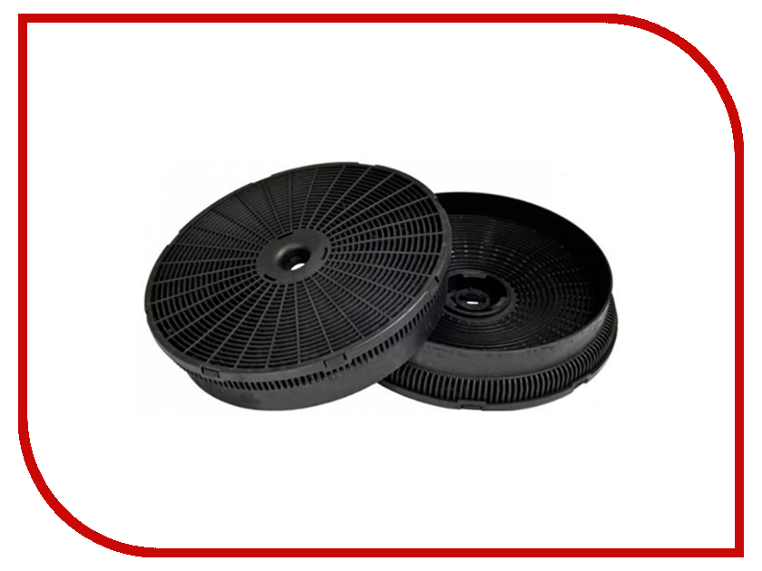 Фильтр для вытяжки Elikor Ф-02 2шт эльдорадо фильтр для вытяжки