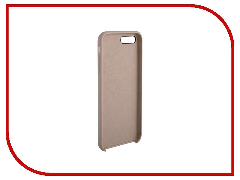 Аксессуар Чехол-накладка Smarterra Marshmallow Cover Beige для APPLE iPhone 7 Plus MMCIP7PBG аксессуар чехол накладка smarterra marshmallow cover pink для apple iphone 7 plus mmcip7ppk