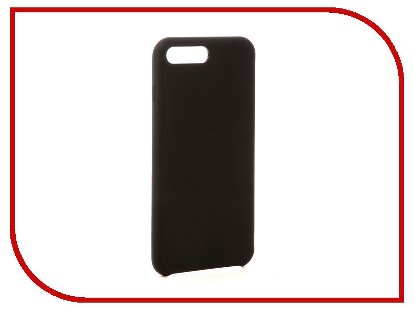 Аксессуар Чехол-накладка Smarterra Marshmallow Cover Black для APPLE iPhone 7 Plus MMCIP7PBK аксессуар чехол накладка smarterra marshmallow cover pink для apple iphone 7 plus mmcip7ppk