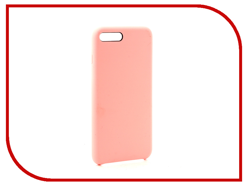 Аксессуар Чехол-накладка Smarterra Marshmallow Cover Pink для APPLE iPhone 7 Plus MMCIP7PPK