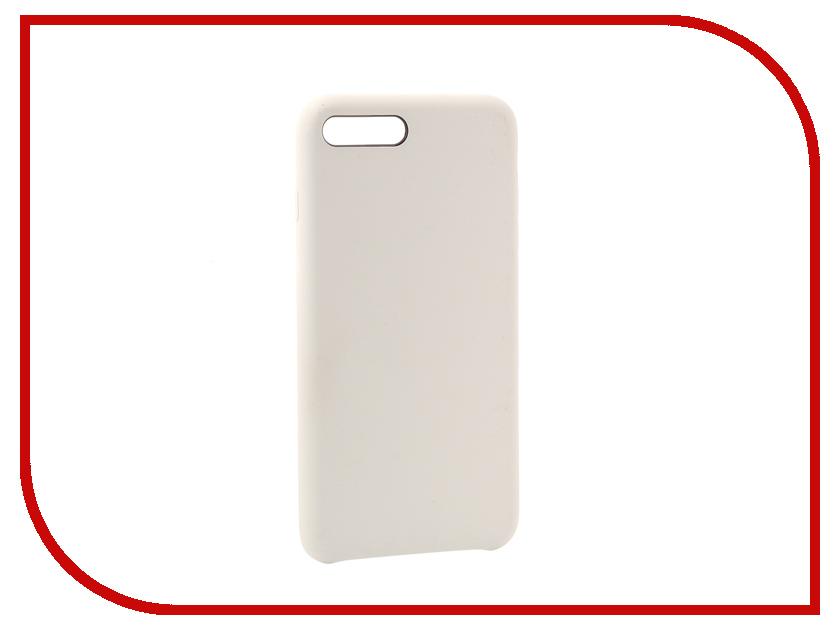 Аксессуар Чехол-накладка Smarterra Marshmallow Cover White для APPLE iPhone 7 Plus MMCIP7PWT аксессуар чехол накладка smarterra marshmallow cover pink для apple iphone 7 plus mmcip7ppk