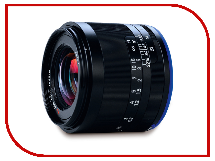 Объектив Carl Zeiss 50mm f/2.0 2/50 Loxia for Sony E 2103-748 carl zeiss touit 1 8 32