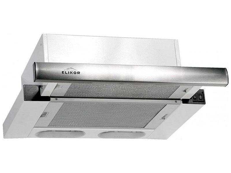 Кухонная вытяжка Elikor Интегра 45П-400-В2Л КВ II М-400-45-280 White