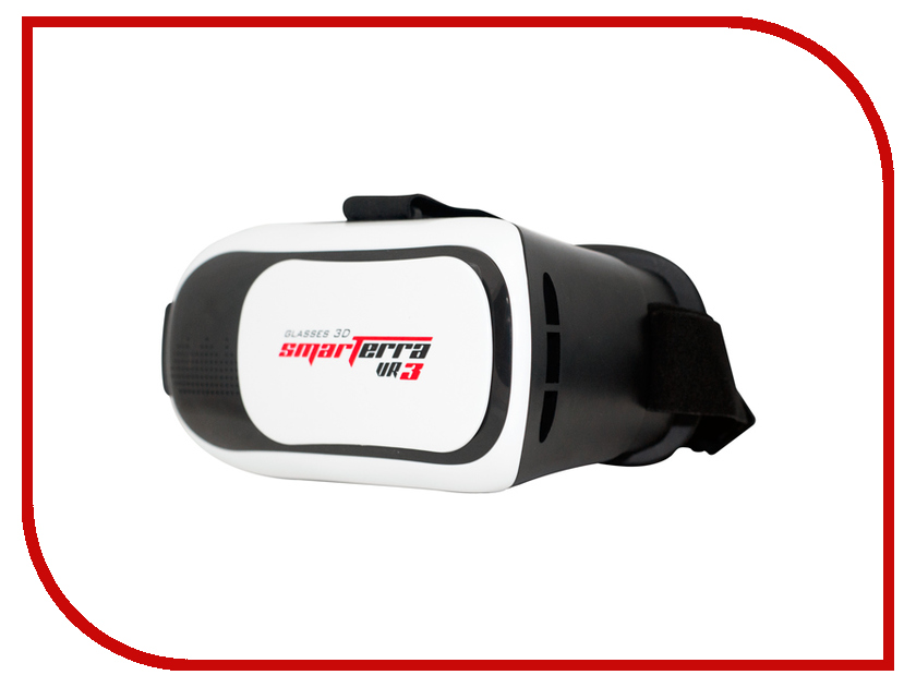 Очки виртуальной реальности Smarterra VR3 Black/White BSVR30716