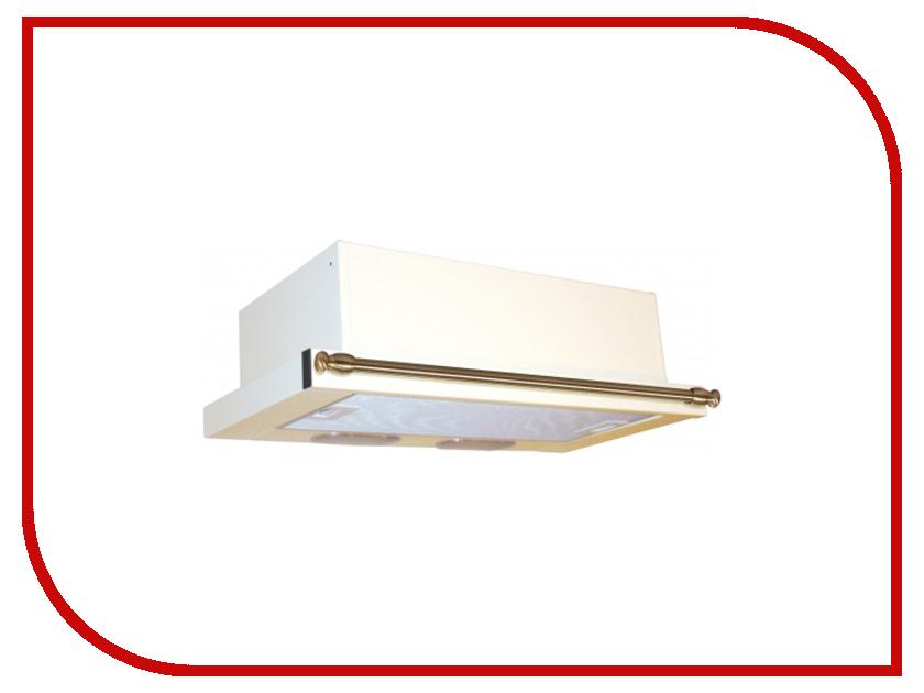 Кухонная вытяжка Elikor Интегра 60П-400-В2Л КВ II М-400-60-260 Cream / Bronze цена и фото