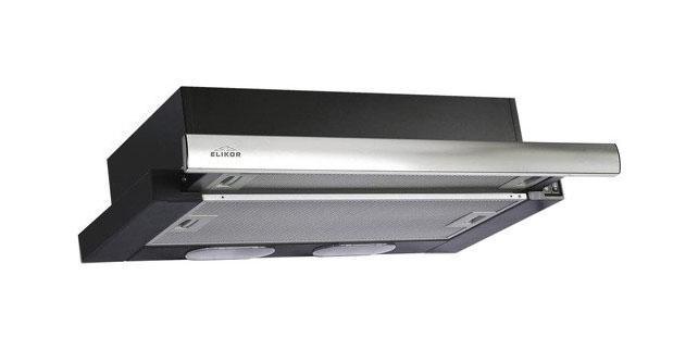 Кухонная вытяжка Elikor Интегра 60П-400-В2Л КВ II М-400-60-260 Black