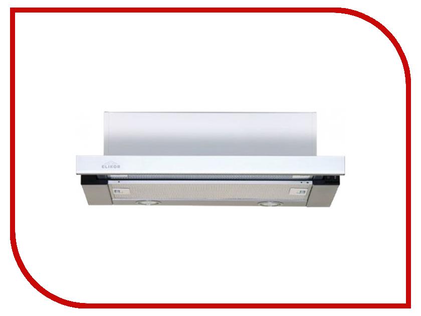 Кухонная вытяжка Elikor Интегра Glass 60Н-400-В2Д КВ II М-400-60-249 White konigin helena ii glass 60 white