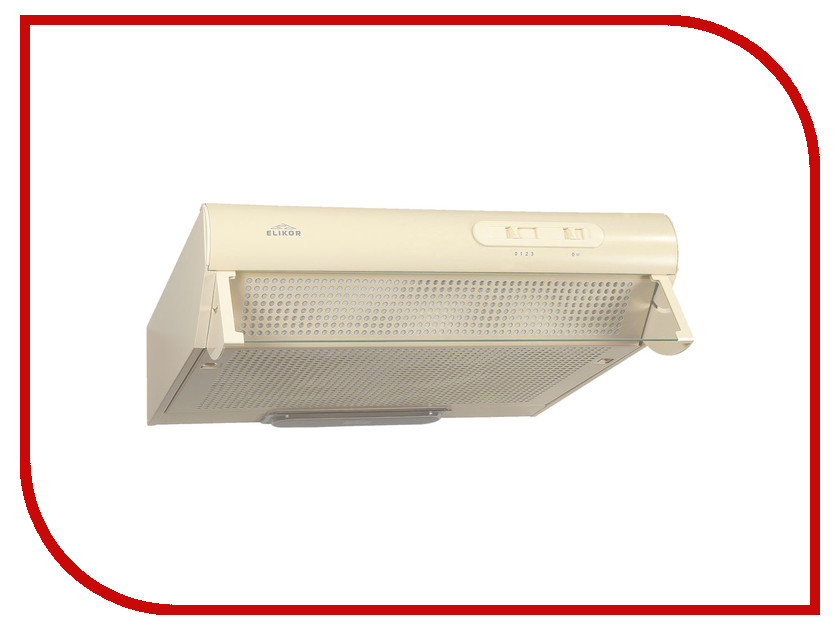 Кухонная вытяжка Davoline 50П-290-П3Л КВ II М-290-50-161 Cream Elikor