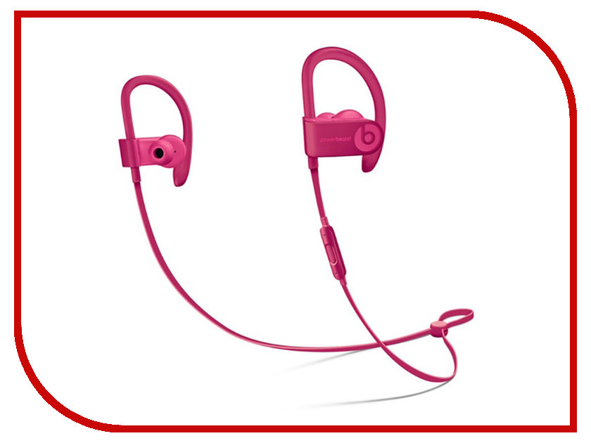 все цены на Гарнитура Beats Powerbeats 3 Wireless Brick Red MPXP2ZE/A онлайн