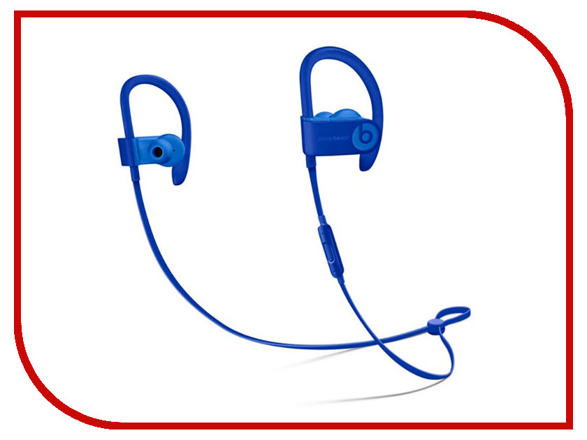 Гарнитура Beats Powerbeats 3 Wireless Break Blue MQ362ZE/A beats mixr red
