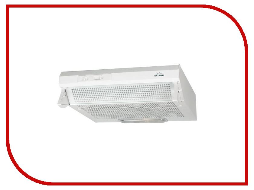 Кухонная вытяжка Призма 50П-290-П3Л КВ II М-290-50-165 White Elikor