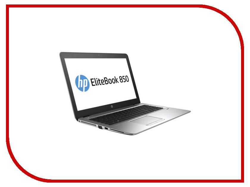 Ноутбук HP EliteBook 850 G4 Z2X66EA (Intel Core i7-7500U 2.7 GHz/16384Mb/500Gb + 512Gb SSD/Intel HD Graphics/Wi-Fi/Bluetooth/Cam/15.6/3840x2160/Windows 10 Pro 64-bit) hewlett packard hp лазерный мфу печать копирование сканирование