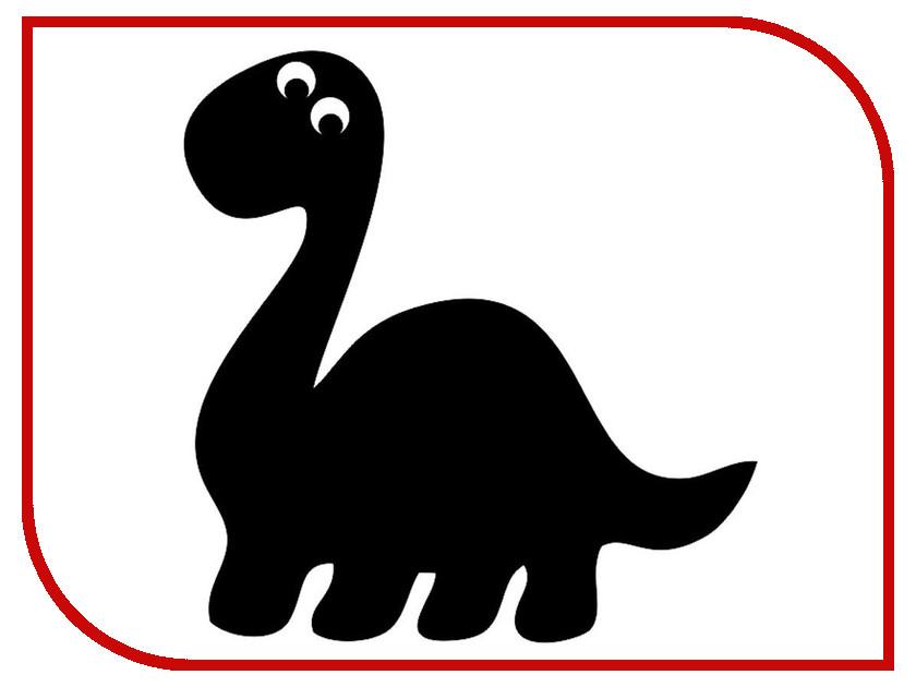 Меловая доска Мел посмел Динозавр K23 меловая доска мел посмел клубника m2