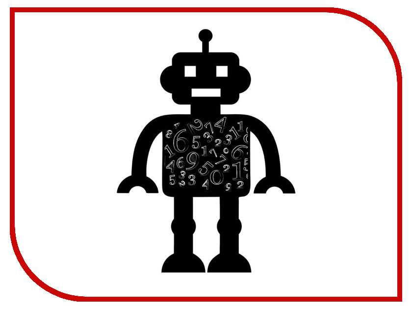 Меловая доска Мел посмел Робот K34 меловая доска мел посмел клубника m2