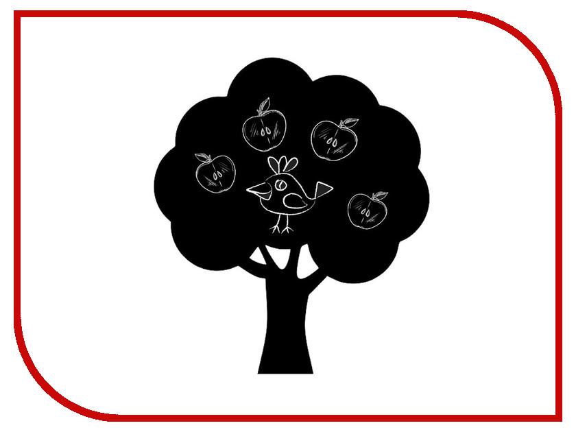 Меловая доска Мел посмел Дерево K36 меловая доска мел посмел клубника m2