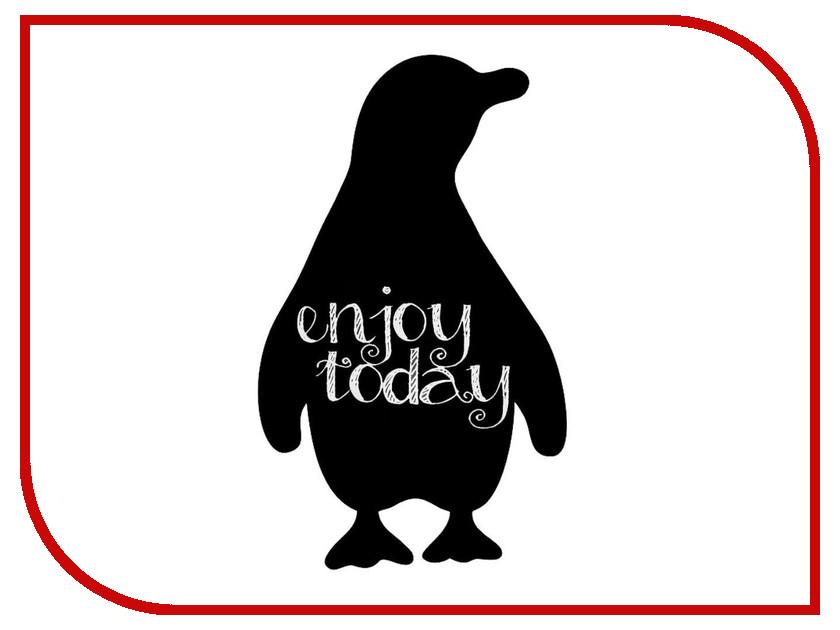 Меловая доска Мел посмел Пингвин K50 меловая наклейка пингвин размер а3 мел посмел