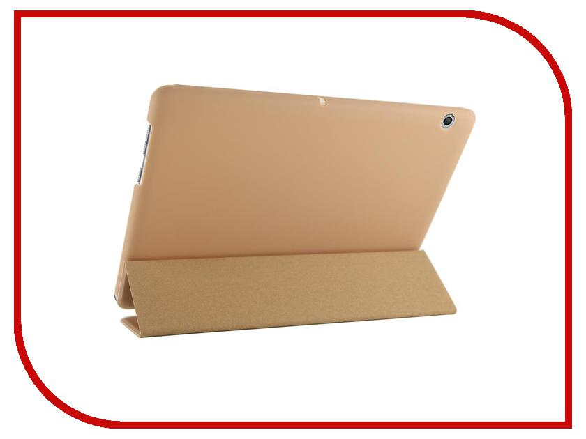 Аксессуар Чехол Huawei Media Pad T3 10 IT Baggage Gold ITHWT3105-9