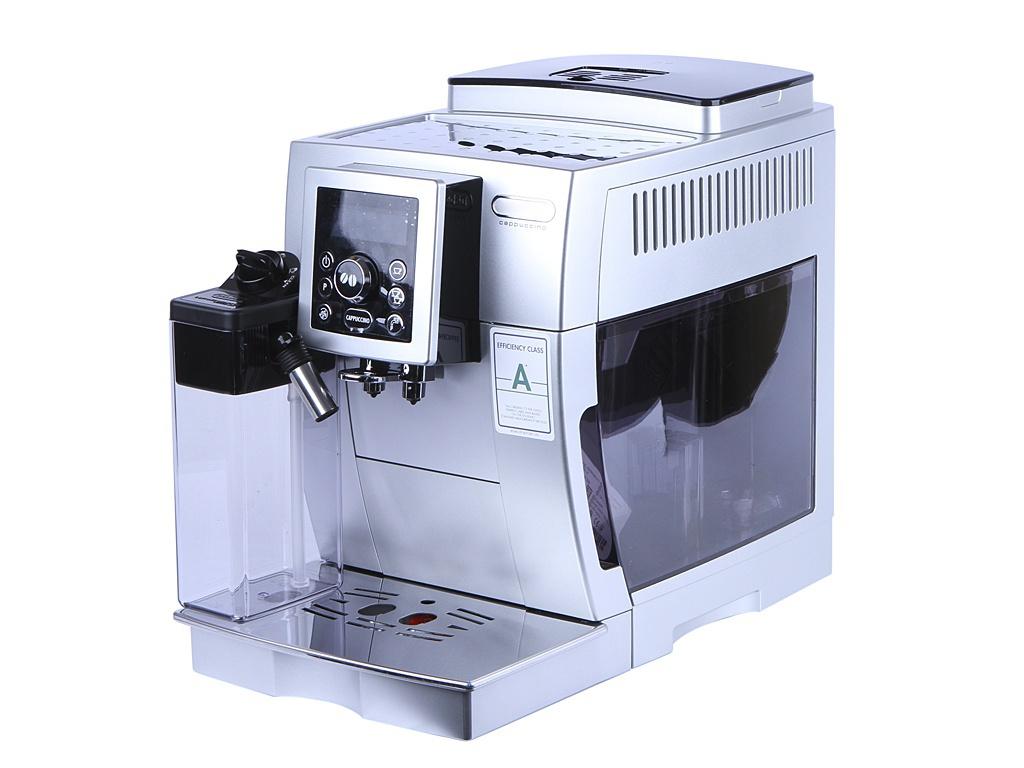 Кофемашина DeLonghi ECAM 23.460 S Выгодный набор + серт. 200Р!!!