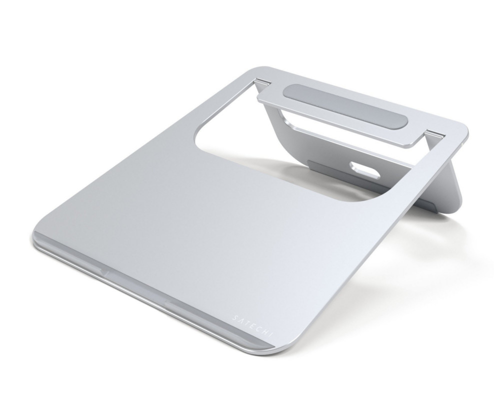 Аксессуар Подставка Satechi для APPLE MacBook Aluminum Laptop Stand Silver ST-ALTSS