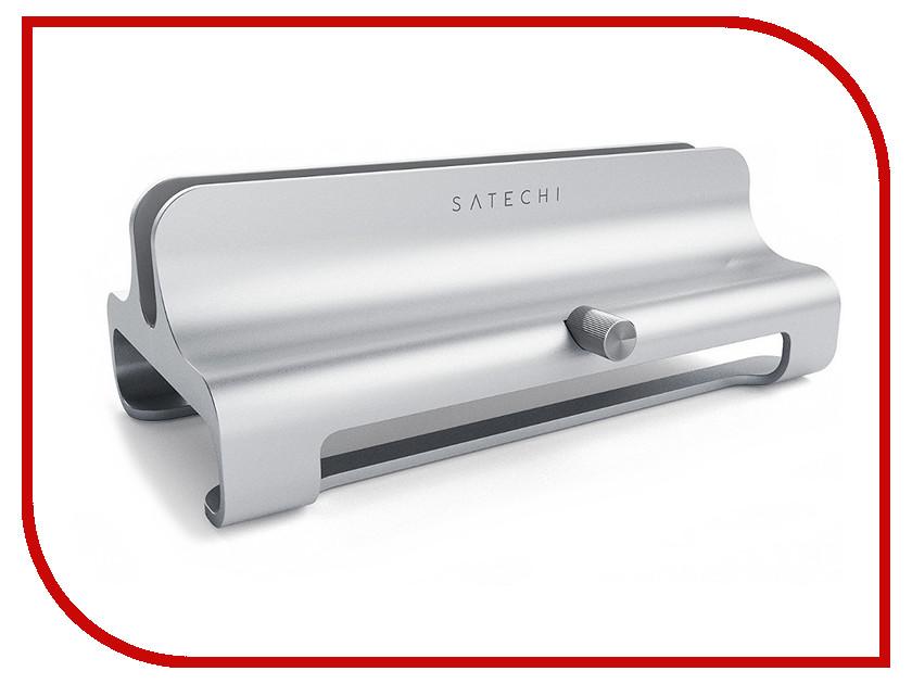 Аксессуар Подставка Satechi Universal Vertical Aluminum Laptop Stand Silver ST-ALVLSS