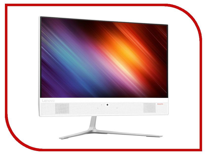 Моноблок Lenovo IdeaCentre AIO 510-23ISH F0CD00E8RK (Intel Core i5-7400T 2.4 GHz/4096Mb/1000Gb/DVD-RW/Intel HD Graphics/Wi-Fi/Cam/23.0/1920x1080/DOS) моноблок lenovo ideacentre 510 23ish 23 fullhd core i5 7400t 4gb 1tb dvd kb m win10 white