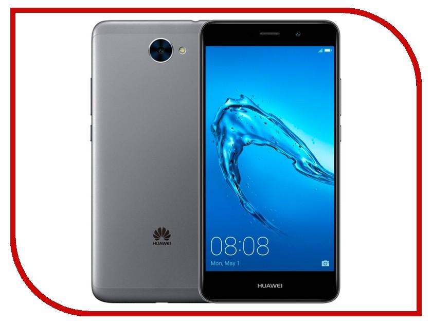 Сотовый телефон Huawei Y7 16Gb Grey смартфоны huawei y5 2017 grey