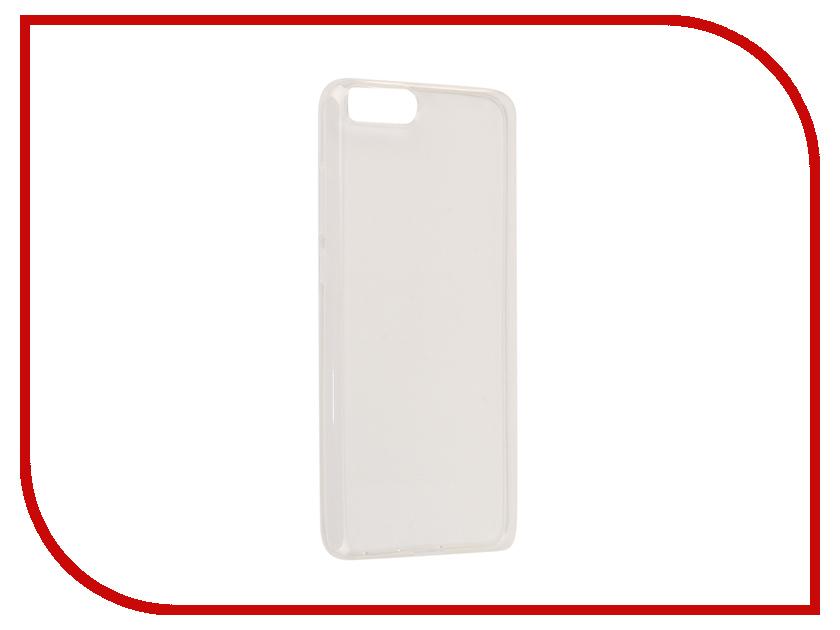 Аксессуар Чехол Xiaomi Mi Note 3 Svekla Silicone Transparent SV-XIMIN3-WH