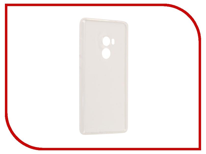 Аксессуар Чехол Xiaomi Mi Mix 2 Svekla Silicone Transparent SV-XIMIMIX2-WH