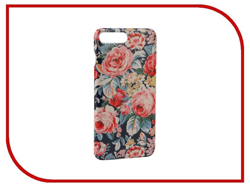 Аксессуар Чехол With Love. Moscow для Apple iPhone 7 Plus / 8 Plus Flowers 3 2126 чехлы для телефонов with love moscow силиконовый дизайнерский чехол для meizu m3s перья