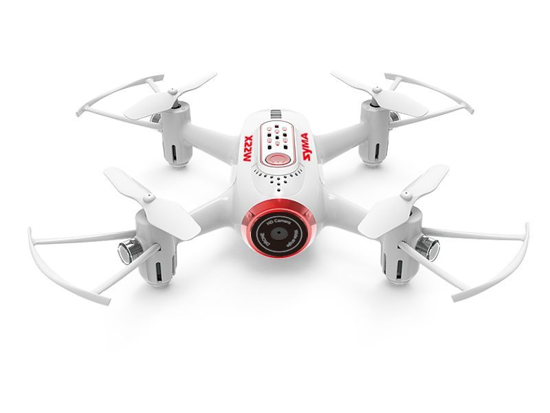Квадрокоптер Syma X22W White syma x11с white