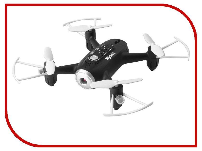 Квадрокоптер Syma X22W Black цена