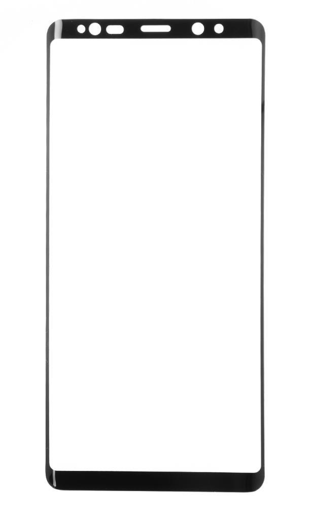 Аксессуар Защитное стекло Samsung Galaxy Note 8 N950F Svekla 3D Black Frame ZS-SVSN950F-3DBL аксессуар защитное стекло svekla 3d для apple iphone xr black frame zs svapxr 3dbl