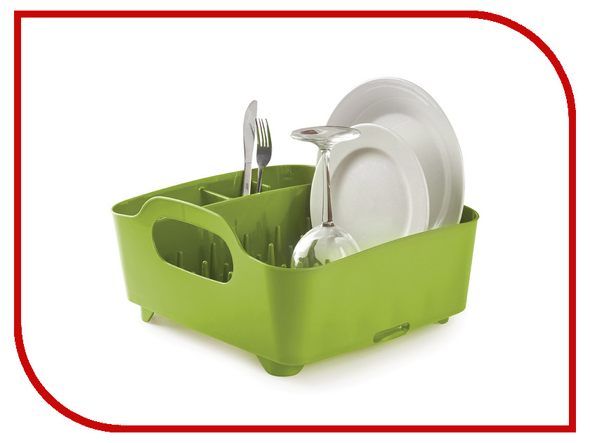 Сушилка для посуды Umbra Tub Green 330590-806