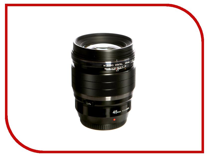 Объектив Olympus ED 45 mm f/1.2 Pro объектив olympus m zuiko digital ed 75 mm f 1 8 for pen silver