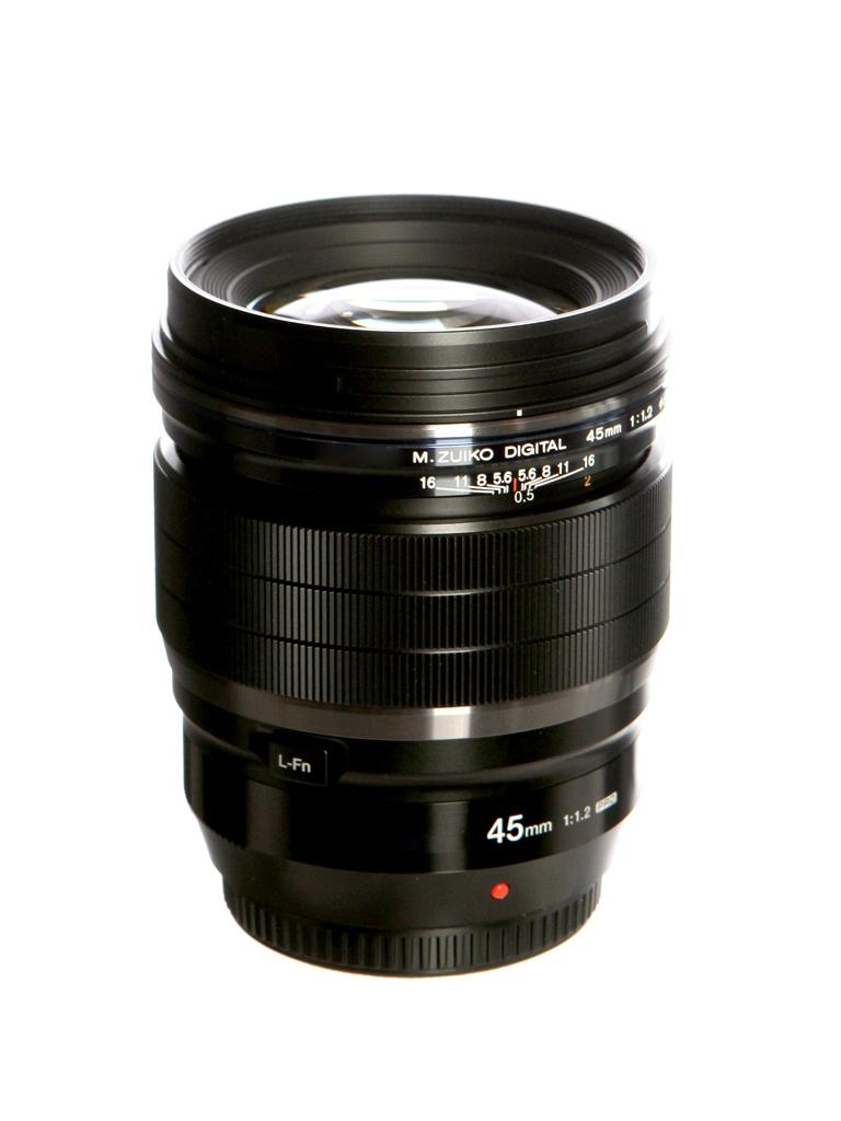 Объектив Olympus ED 45 mm f/1.2 Pro