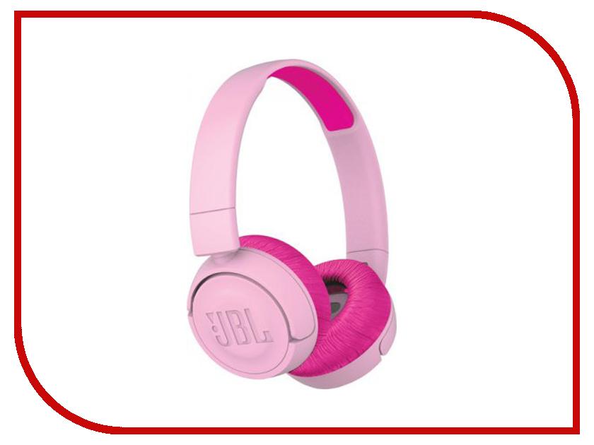Гарнитура JBL JR300 BT Pink гарнитура jbl grip 200 blue