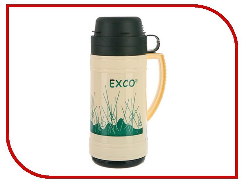 Термос EXCO EN050 500ml Beige-Green термос tiger mbp a050 500ml beige mbp a050 c