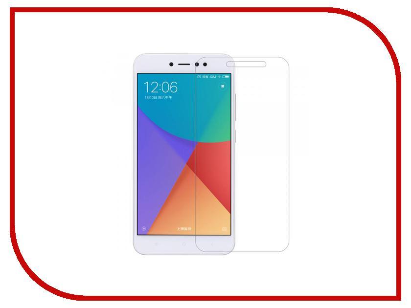 Аксессуар Защитное стекло Xiaomi Redmi Note 5A / 5A Prime LuxCase 0.33mm 82318 аксессуар защитное стекло nokia 6 luxcase 0 33mm 82198