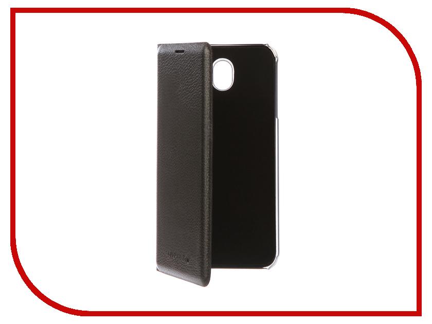 Аксессуар Чехол Samsung SM-J730 Galaxy J7 2017 Aksberry Air Case Black цены онлайн