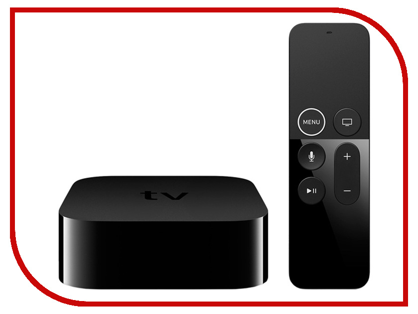 Медиаплеер APPLE TV 4K 64Gb MP7P2RS/A