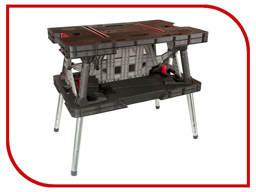 Аксессуар Верстак Keter Folding Work Table 17199331 keter oakland 7511