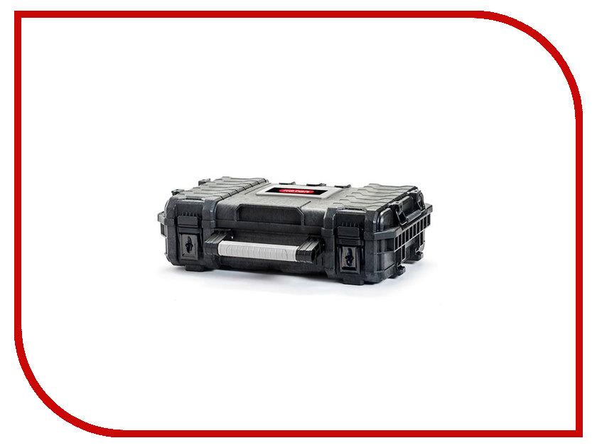 Ящик для инструментов Keter Gear organizer 17200380 ящик для инструментов keter 22 56х31х28см quik latch pro 38337 22 z01