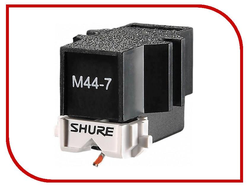 Аксессуар Головка звкоснимателя Shure M44-7 konad m44