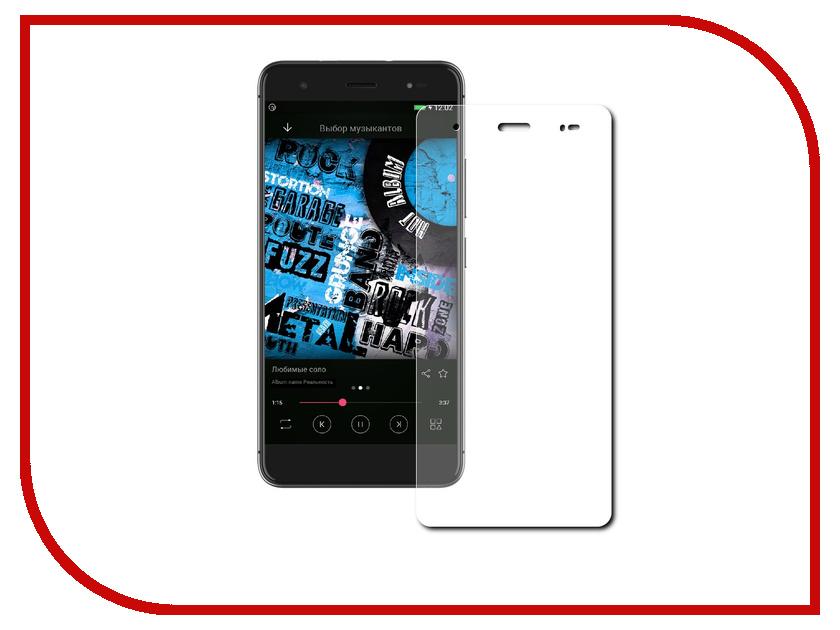 Аксессуар Защитное стекло Highscreen Fest XL Pro LuxCase 0.33mm 82179 смартфон highscreen fest pro black