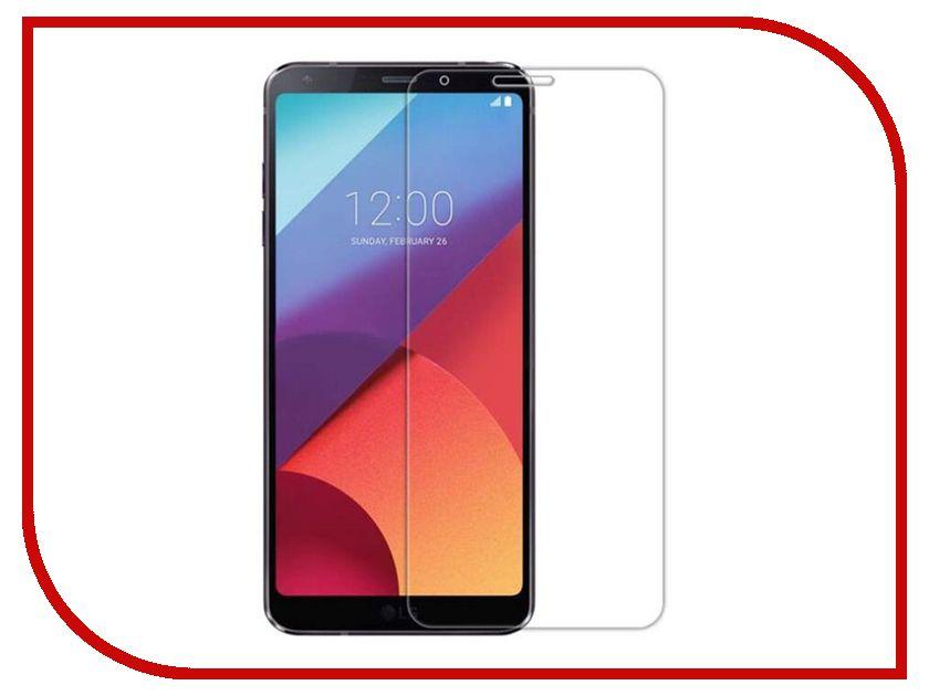 цена на Аксессуар Защитное стекло LG Q6 / Q6a / Q6a 2017 LuxCase 0.33mm 82262