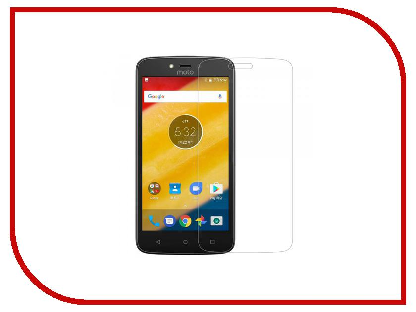Аксессуар Защитное стекло Motorola Moto C Plus LuxCase 0.33mm 82264