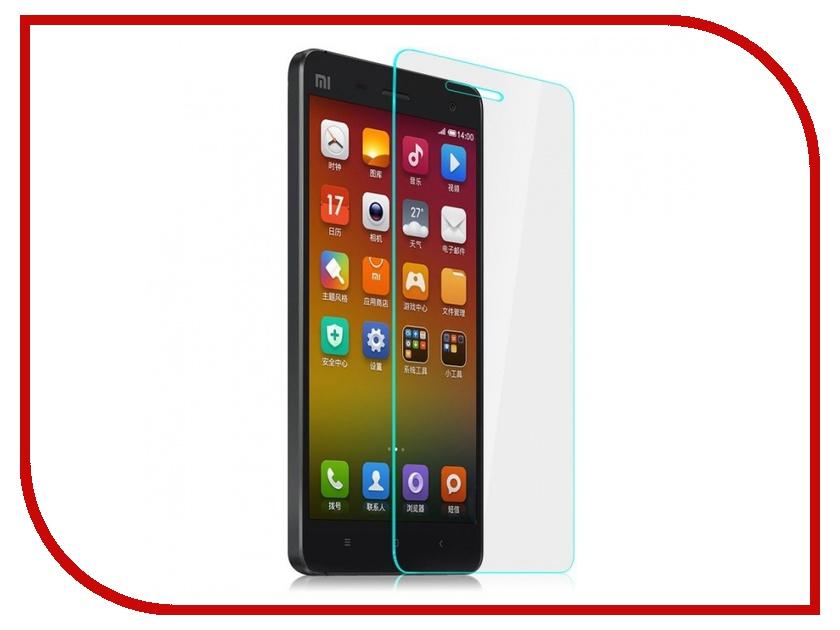Аксессуар Защитная пленка Xiaomi Mi Note 3 LuxCase суперпрозрачная 56803